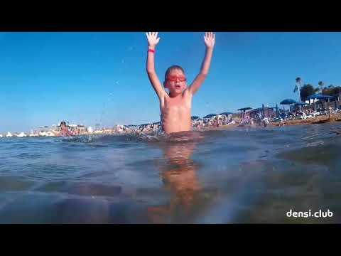Отдых на море с детьми в 2 минутах