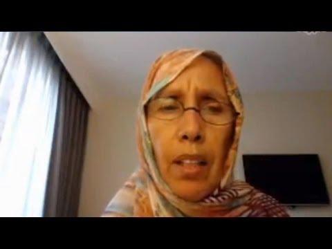 فتوى تهدر دم ناشطة موريتانية