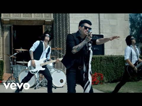 Escape The Fate - Picture Perfect