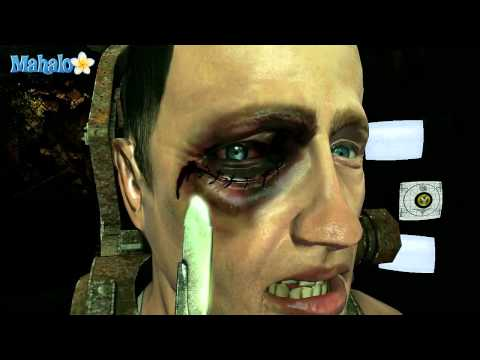 SAW II: Flesh and Blood Insane Mode Walkthrough - Part 1