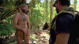 Das Survival-Duo -  Das Erste Treffen Von Joe Und Matt