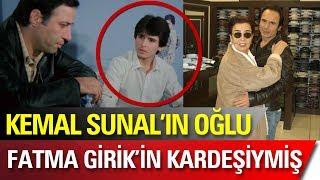 Kemal Sunal'ın Oğlu Fatma Girik'in Kardeşi Çıktı!