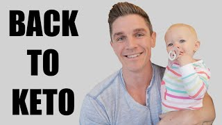 Why I Went Back to Keto