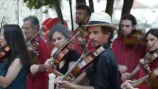 Bandes de violons : Violons du Rigodon