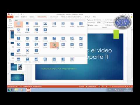 PowerPoint 2013 - Hacer tu primera presentación con PowerPoint 2013