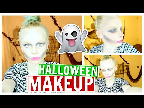HALLOWEEN MAKEUP EXPERIMENT ❤ Mia's Life ❤