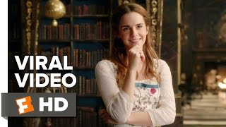 Beauty and the Beast VIRAL VIDEO - Happy New Year (2017) - Emma Watson Movie