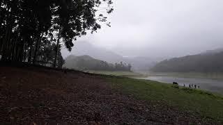 Munnar  mattupetty  dam   beautiful location  in June