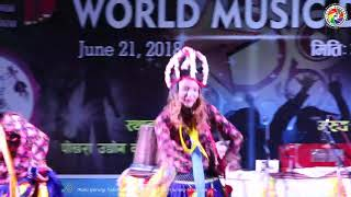 Dance by Star Studio Pokhara Group on World Music Day 2075 - 3