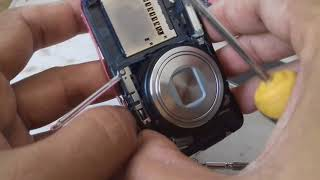 Digital camera repair yourself hindi. Sony display repair RT-4600 PRC-77