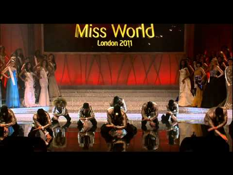 Diversity and Contestant Entrance at Miss World 2011
