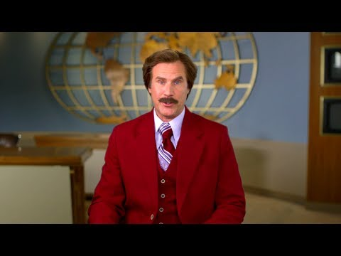 Anchorman 2 - A Special Thanksgiving Message from Ron Burgundy