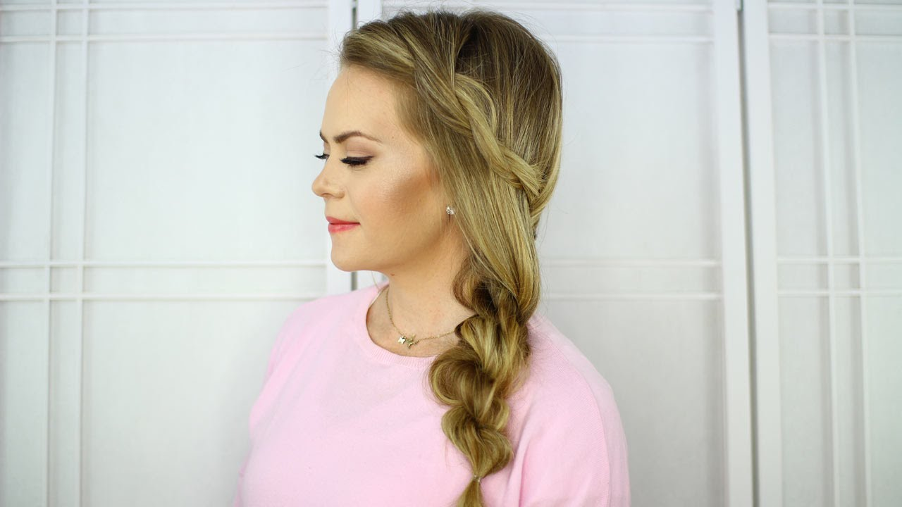 The Lobster Tail Braid Tutorial Youtube