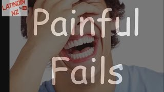 Painful Fails - Funny Videos Try Not To Laugh JP TV