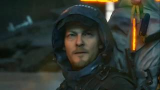 Death Stranding New Trailer PS4