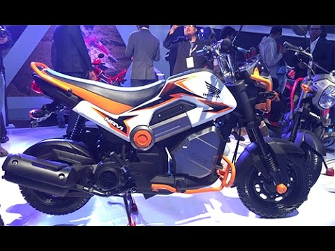 Honda Navi - xe tay ga kiểu dáng côn tay giá 13 triệu đồng