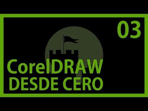 CorelDRAW X7 cap. 3 Herramietas de selección a profundidad @adndc @adanjp