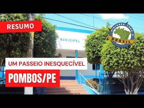 Viajando Todo o Brasil - Pombos/PE