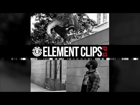 Element Clips #13 - Jaakko is Pro, Nick Garcia jumping off walls & More...
