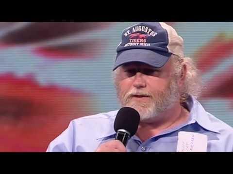 The X Factor 2009 - Alan Walton - Auditions 2 (itv.com/xfactor)