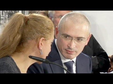 Mikhail Khodorkovsky dénonce le sort des prisonniers politiques en Russie
