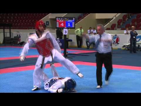 Taekwondo: Carlo Molfetta - Best Kicks (hd) video