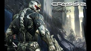 Crysis 2| Episode 5| Church Rush | Friendly Ninja