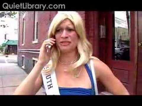 http://www.quietlibrary.com Miss Teen South Carolina once again demonstrates grace under pressure. For more of our videos go to http://www.quietlibrary.com A...