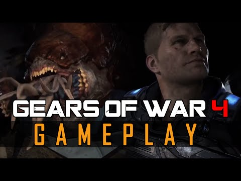 Gears of War: Ultimate Edition GAMEPLAY Interview - E3 2015