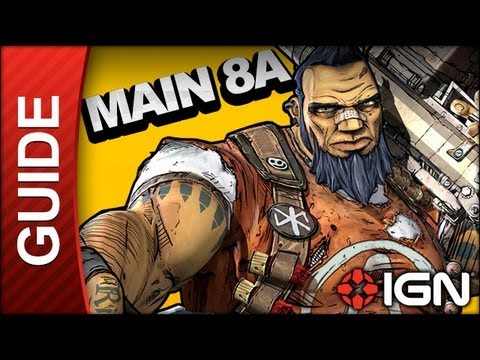 Borderlands 2 Walkthrough - A Dam Fine Rescue Full - Main Missions (Part 8)
