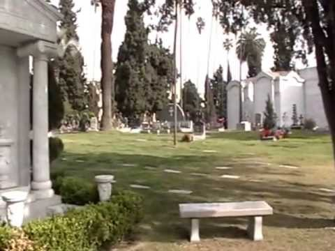 Hollywood Forever Cemetery Tour - The Complete Video