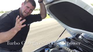 Jacob Shows Us The 2019 Kia Optima SXL