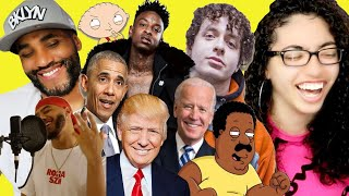 download lagu MY DAD REACTS TO WHATS POPPIN Jack Harlow IN VOICE IMPRESSIONS!   21 Savage, Biden, Trump REACTION mp3