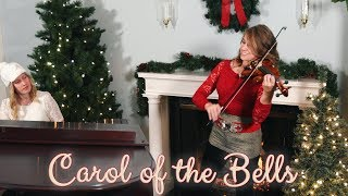 Carol Of The Bells Violin And Piano Taylor Davis Lara De Wit