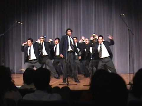 Supercalifragilisticexpialidocious - UC Men's Octet