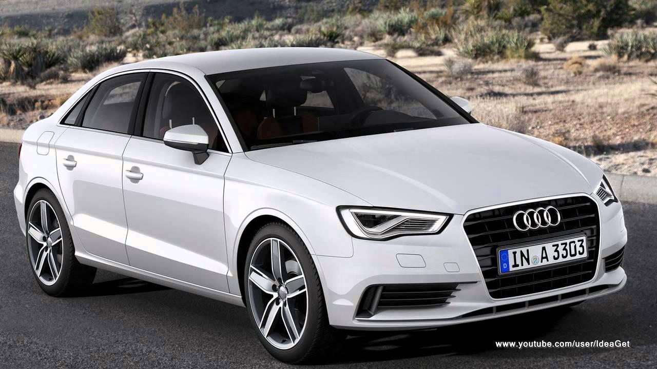 2014 Audi A3 Sedan Interiors And Exteriors Youtube