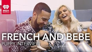 Download Lagu French Montana and Bebe Rexha Name Puppies | iHeartRadio Music Festival Gratis STAFABAND