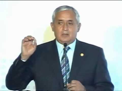 Guatemala 2014 - President Otto Pérez Molina's Remarks