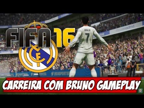 FIFA 16 - UEFA Champions League com Real Madrid