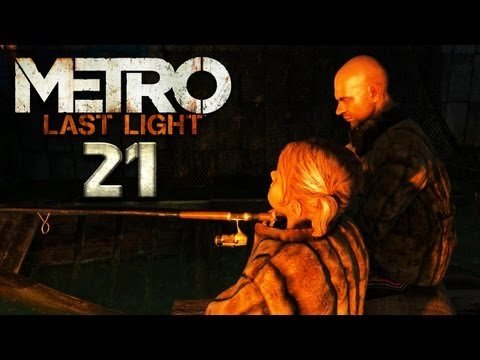 METRO LAST LIGHT [HD+] #021 - Venedig ★ Let's Play Metro: Last Light