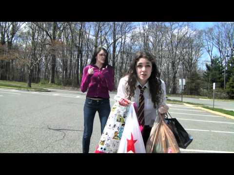 Katniss, Hermione and Bella Go Shopping: Episode 2
