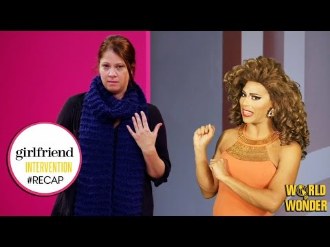 What?! 'Girlfriend Intervention' = 'Strong Black Woman' in White Women (Watch)