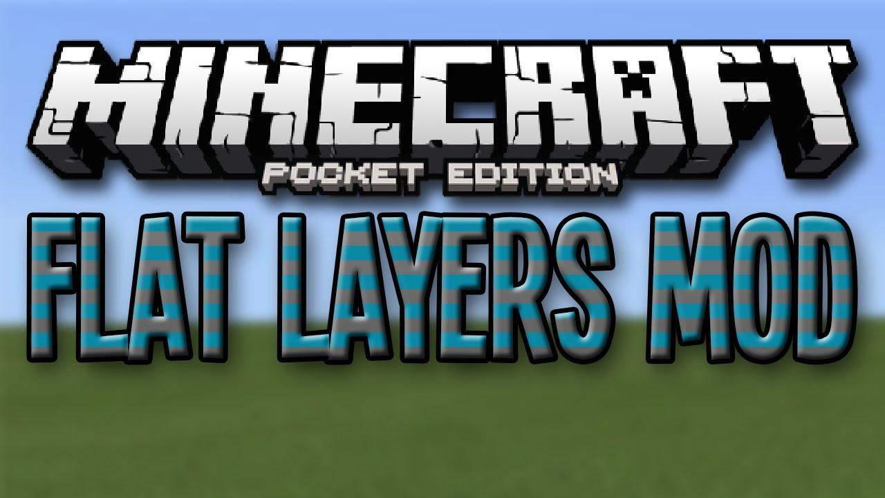 Minecraft World Layers Custom Flat World Layers Mod