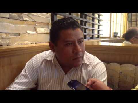 Bulmaro Cabrera Rojas aspirante para la dirigencia del PRD en Acapulco
