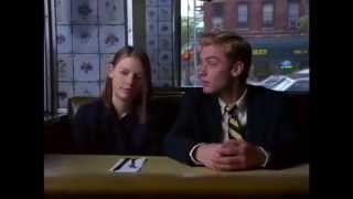 Awkward Cafe Scene - Jude Law and Claire Danes