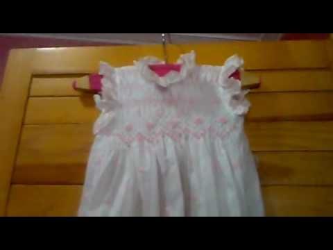 Vestido de bebe youtube - Traje de duende para nino ...