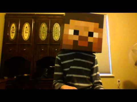 Minecraft Steve Head Review