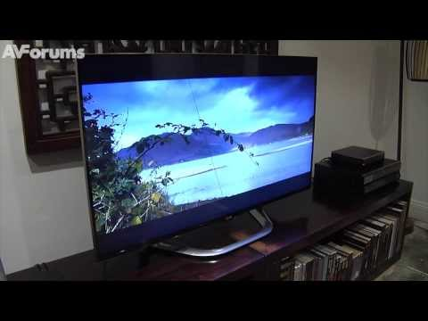 LG LA860 47LA860W 3D LED LCD TV Review
