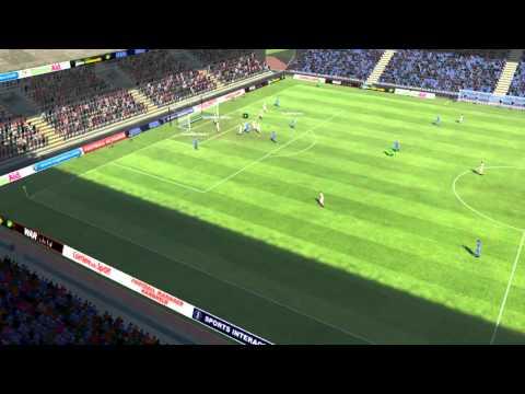 Hoffenheim vs Stuttgart - Mngomeni Goal 49 minutes