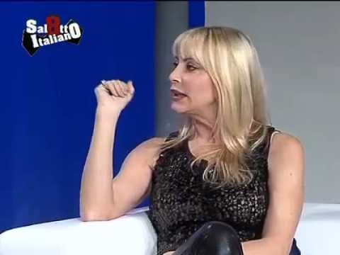 """""""Salotto Italiano"""" intervista a Stefania Orlando"""